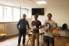 R-Tian Liang 2nd du Tournoi